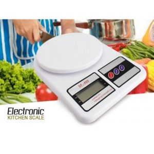 Electronic Digital Kitchen Scale-600x600