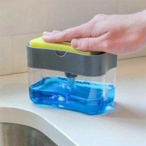 Multi Press Soap Dispenser